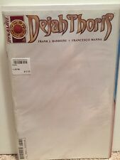 Dejah Thoris #1 Dynamite Blank Cover Comic Book