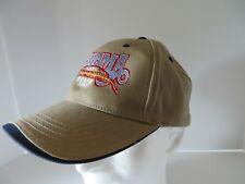 "Cobra Baseball Cap Hat ""Alabama American Farewell Tour 2003"" Khaki #9966"