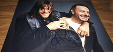 Andrew Lincoln The Walking Dead Actor Signed 11x14 Photo COA 4 Proof