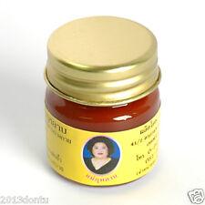 Thai Herbal Massage Black Sesame Balm  Relief Paralysis Muscle Pain Hemorrhoid