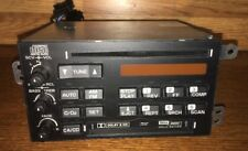 1990-96 Chevrolet Corvette OEM BOSE AM/FM/CD Radio Cassette Factory 16208171
