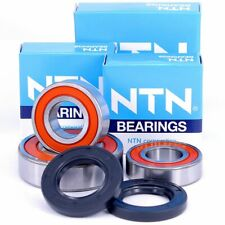 BMW S1000rr 2010 - 2013 NTN Rear Wheel Bearing & Seal Kit Set
