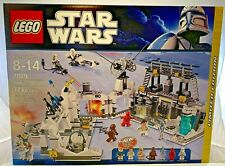 SEALED 7879 LEGO Star Wars HOTH ECHO BASE Limited Edition Minifigures 773 pc set