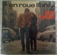 BOB DYLAN EN ROUE LIBRE THE FREEWHEELIN' RARE MONO IMPORT LP BLOWIN' IN THE WIND