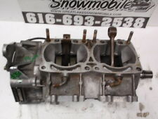 Arctic Cat F6 F7 Carb Twin Snowmobile Engine Complete Bottom End Crankshaft
