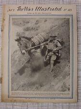 The War Illustrated #128 (Bataan, B-17 Fortress Cutaway, Matilda Tank, Boulogne)