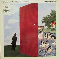 George Harrison(Vinyl LP)Wonderwall Music-Apple-062 90 490-Germany-Ex/NM