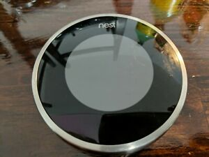 Nest Learning Thermostat 2nd Generation 02A Silver USED