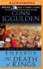 Emperor: The Death of Kings 2 by Conn Iggulden (2014, MP3 CD, Unabridged)