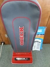 New Oreck Xl Commercial Upright U2000 W/Pkg Of Bags