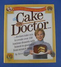 Cake Mix Doctor Cookbook Anne Byrn Recipes