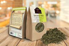 Savanna Mint, 50 grams/ 35 Servings, Lippia chevalieri leaves