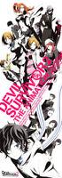 Devil Survivor 2 Daichi Shijima Rubber Phone Strap NEW