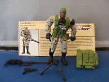 Heavy Duty  Loose  Complete  C9  2002  GI JOE