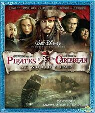 Pirates of the Caribbean At Worlds End(Blu-ray)