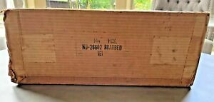 101 Pieces of 26602 American Flyer Curved Fiber Roadbed in Master Carton, 1959