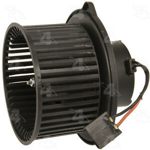 New Blower Motor With Wheel Four Seasons 75809