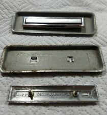 1968-69 FORD MERCURY SEAT BUTTONS