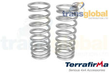 Rear Heavy Load Standard Height Springs for Land Rover Defender 90 Terrafirma