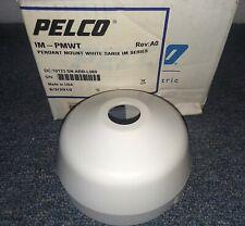 New Open Box Pelco Im Pmwt Pendant Mount White Sarix Im Series