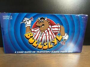 Bullseye Darts Family Quiz Game Complete - Brand NEW in Box Vacuum Sealed