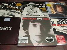 BOB DYLAN ALBERT HALL Live 1966 CLASSIC RECORDS 200 GRAM BOX + 2 BOXES & 3 LP'S