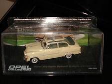 OPEL OLYMPIA REKORD LIMOUSINE - 1/43 MODEL CAR - OPEL CAR - MINT/SEALED - 50'S