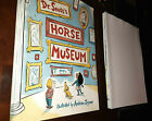 🔥Horse Museum GALLEY PROOF Dr. Seuss's Advance Unbound ARC 'Galleys' SUPER RARE