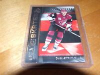2016-17 SP Authentic Dylan Strome Rookie Silver Skates # SS-DS