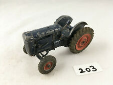 RARE VINTAGE BRITAINS #128F FORDSON MAJOR FARM TRACTOR DIECAST MODEL TOY 1947