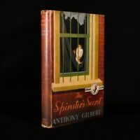 1946 The Spinster's Secret Anthony Gilbert Crime Club First Edition