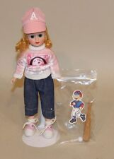 2010 Madame Alexander MADC St Louis Cissette Doll in Baseball Travel Outfit