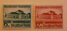 Germany Stamp WWII Nazi Issue B121-2 MNH Cat $21.50