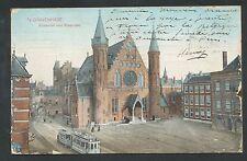 's-Gravenhage  Binnenhof met Ridderzaal