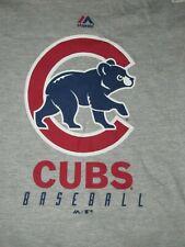 Majestic Chicago Cubs MLB Baseball Big & Tall Tank Top Sz 6XL North Side IL NL