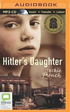 Hitler's Daughter, French, Jackie, New CD