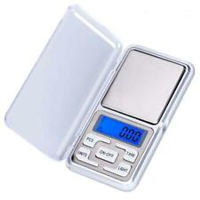 Pocket Scales Mini Digital Kitchen Jewellery Electronic Herbs - 0.01g to 200g