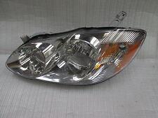 TOYOTA COROLLA Headlight Front Headlamp 2003 2004 2005 06 Factory OEM Driver