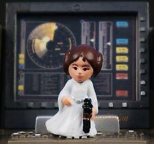 K801_C Hasbro Star Wars Fighter Pods Micro Heroes Rebel Princess Leia Figure