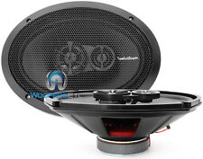 """ROCKFORD FOSGATE PUNCH R169X3 PRIME 3-WAY 6 x 9"""" COAXIAL 260W MAX SPEAKERS NEW"""