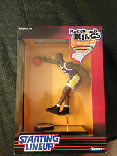 VINTAGE 1997 KENNER SHAQUILLE ONEAL NBA BASKETBALL BACKBOARD KINGS ACTION FIGURE