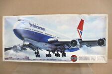 AIRFIX 08170 1:144 SERIES 8 BRITISH AIRWAYS BA BOEING 747 JUMBO JET AIRLINER oa
