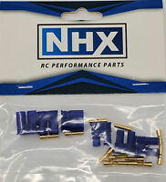 NHX EC2 2.0mm Adapter Connector Plug Male / Female 3Pairs/Bag