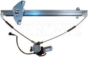 Dorman 741-135 Power Window Regulator And Motor Assembly For 96-00 Toyota RAV4