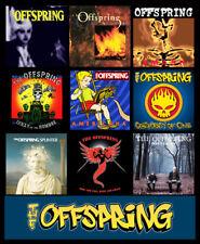 "OFFSPRING album discography magnet (4.5"" x 3.5"") punk rock"