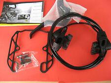 JANTES frein Magura hs33 hydraulique 4 doigts Noir VR O. HR Disc brake NEUF