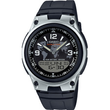 Casio Retro Collection World Time Men's Watch AW-80-1A2VES