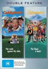 Caddyshack  / Caddyshack 02 II (DVD 2-Disc Set) - Double Feature - FREE POST