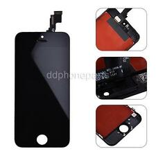 Black LCD Screen Touch Digitizer Assembly + Bezel Frame For Apple iPhone 5C USA