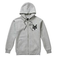 Zoo York Mens - Styal - Full Zip Hood - Grey